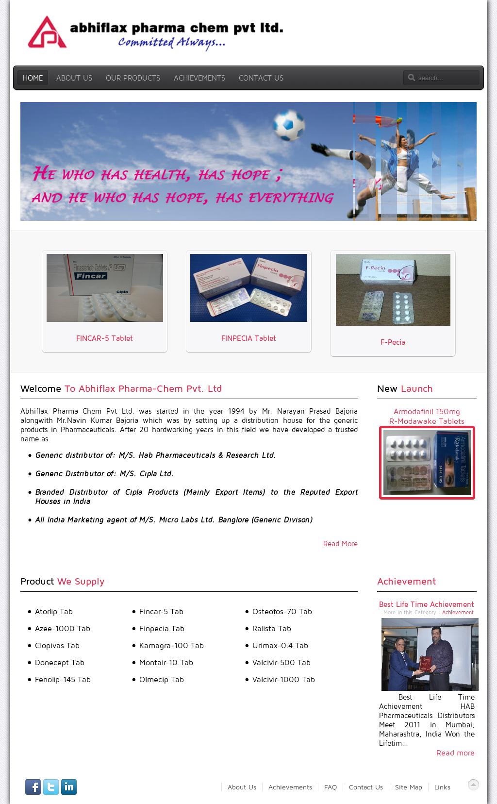 Navin Distributors Pvt Ltd