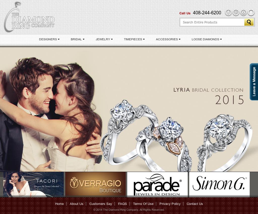 858bcb2b2c6cb The Diamond Ring Company Competitors, Revenue and Employees - Owler ...