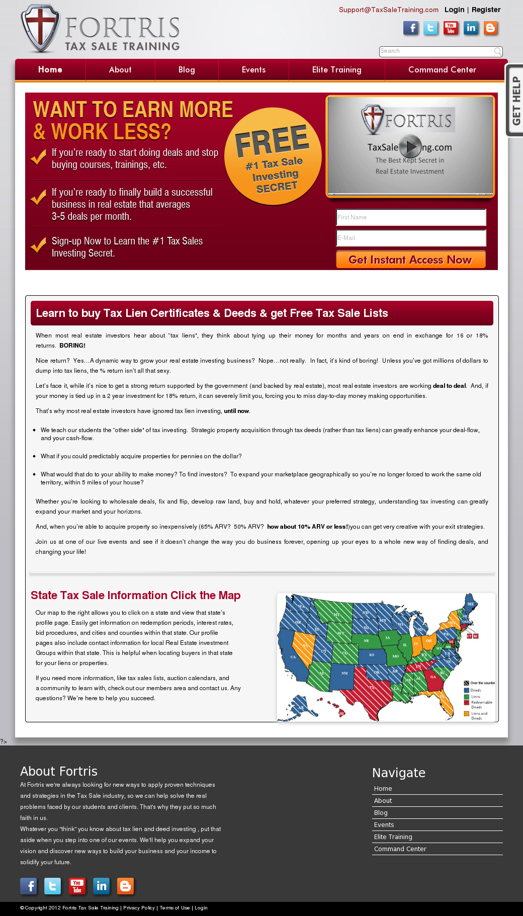 Taxsaletraining Competitors, Revenue and Employees - Owler Company Profile