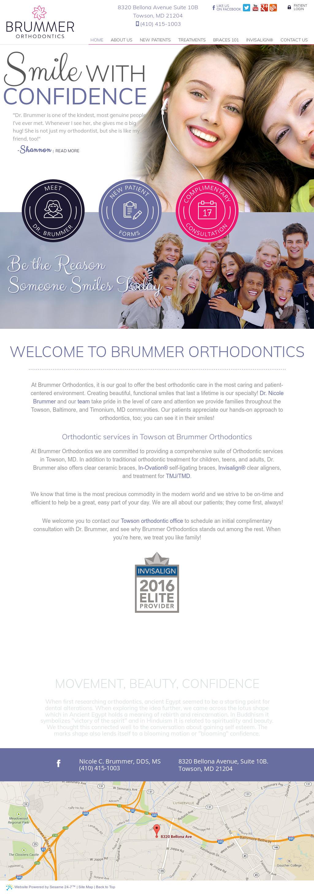 Brummer Orthodontics Competitors Revenue And Employees
