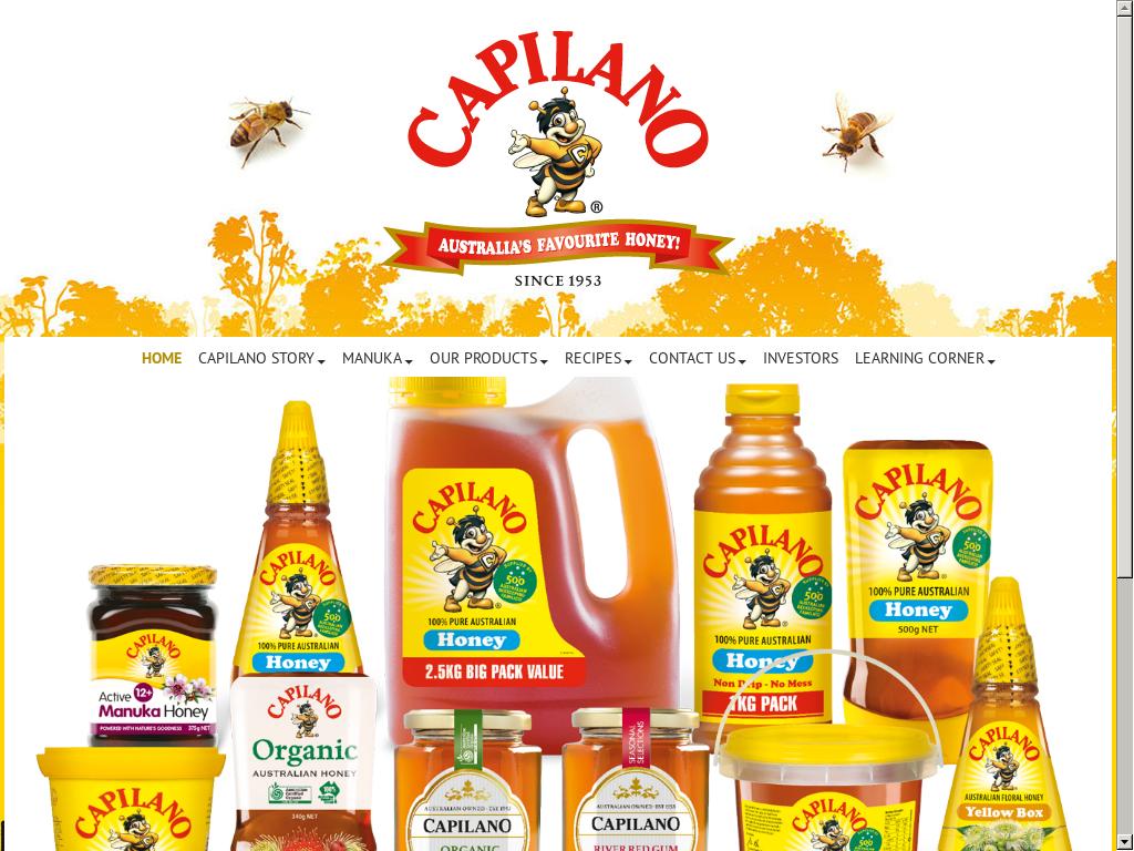 Capilano Honey Competitors, Revenue and Employees - Owler