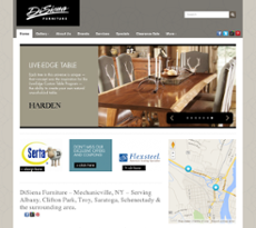 DiSiena Furniture Website History