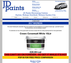 Jd Paints Competitors, Revenue and Employees - Owler Company Profile