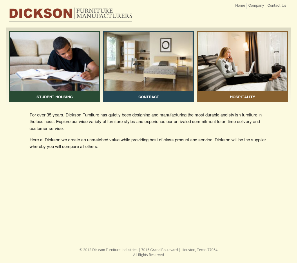 Ordinaire Dickson Furniture Competitors, Revenue And Employees   Owler Company Profile