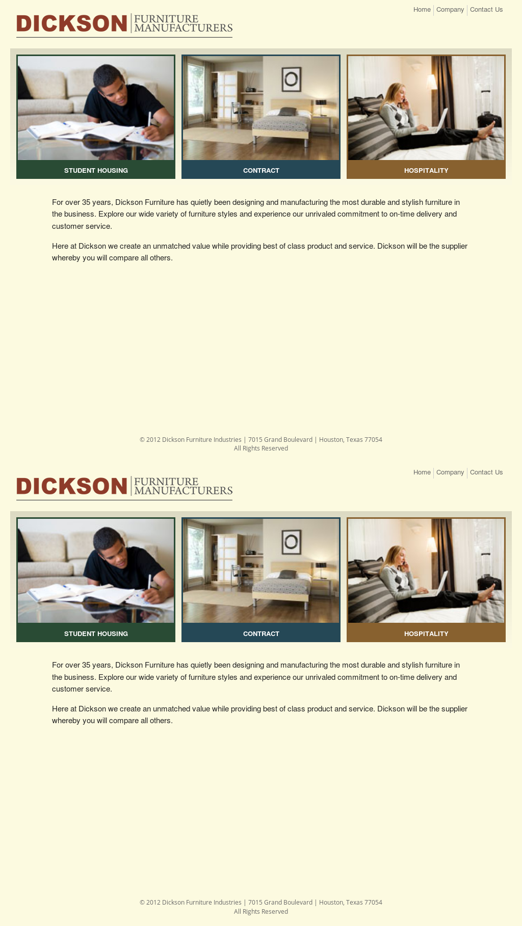 Dickson Furniture Competitors, Revenue And Employees   Owler Company Profile