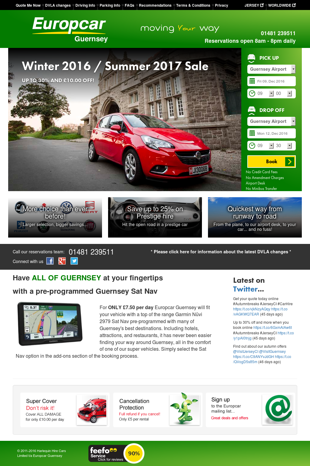 Europcar Jersey Competitors Revenue And Employees Owler Company