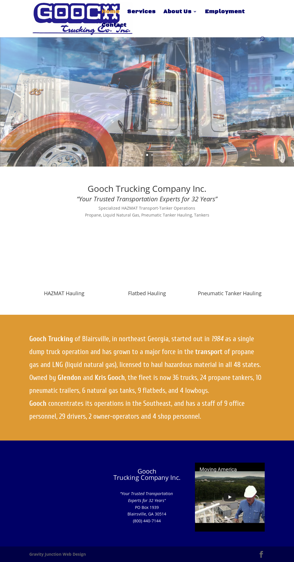 Gooch Trucking Competitors, Revenue and Employees - Owler
