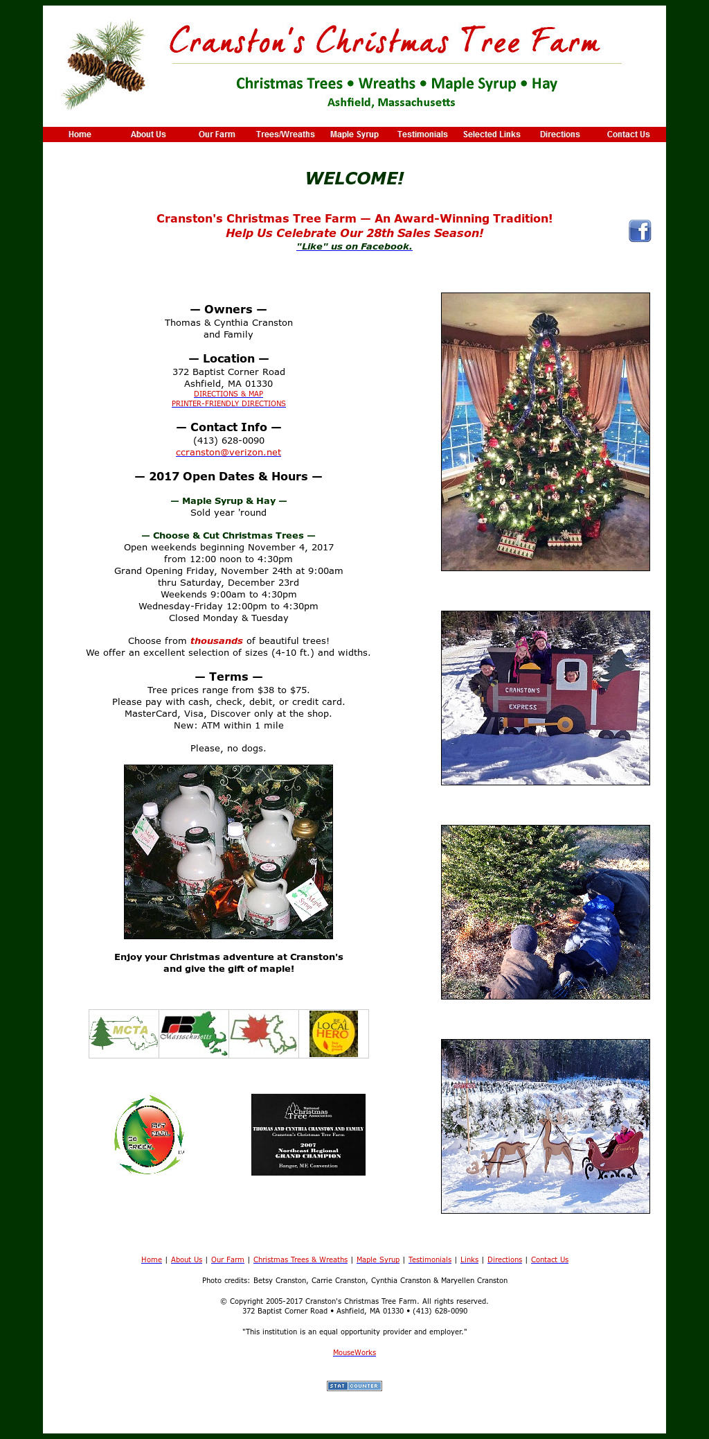 Cranston\'s Christmas Tree Farm Competitors, Revenue and Employees ...