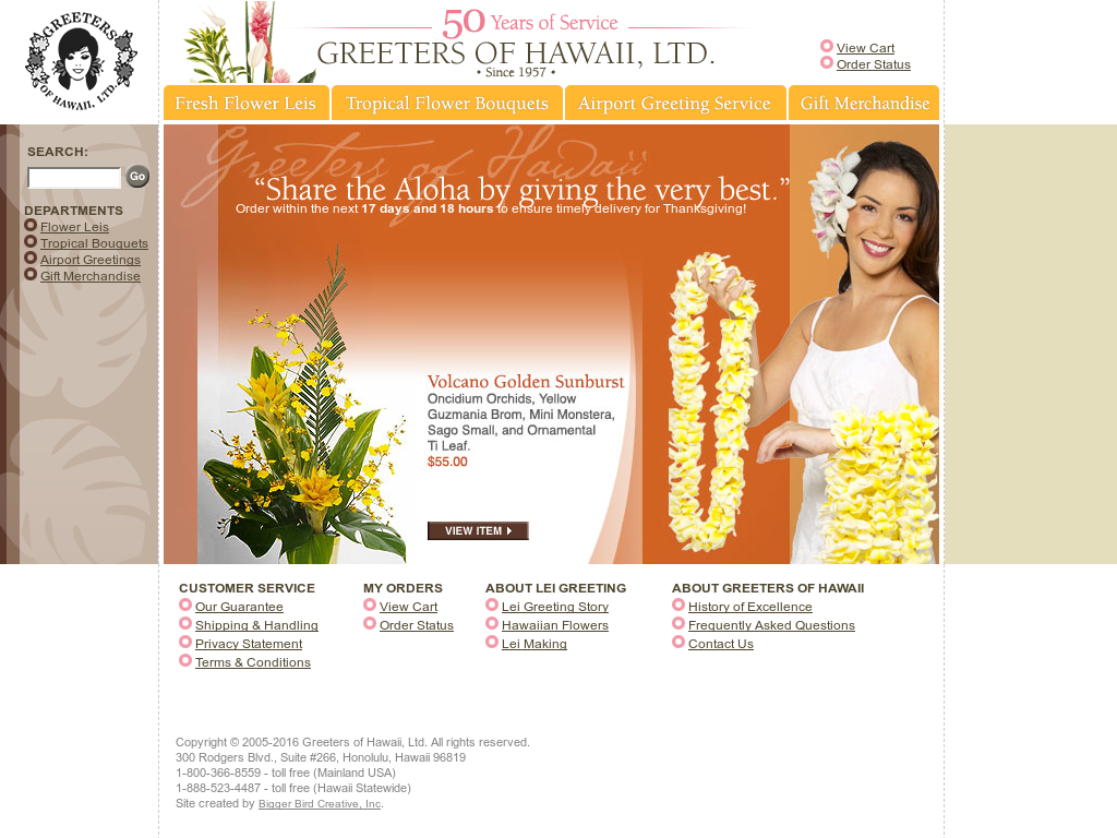 Greeters Of Hawaii Competitors Revenue And Employees Owler