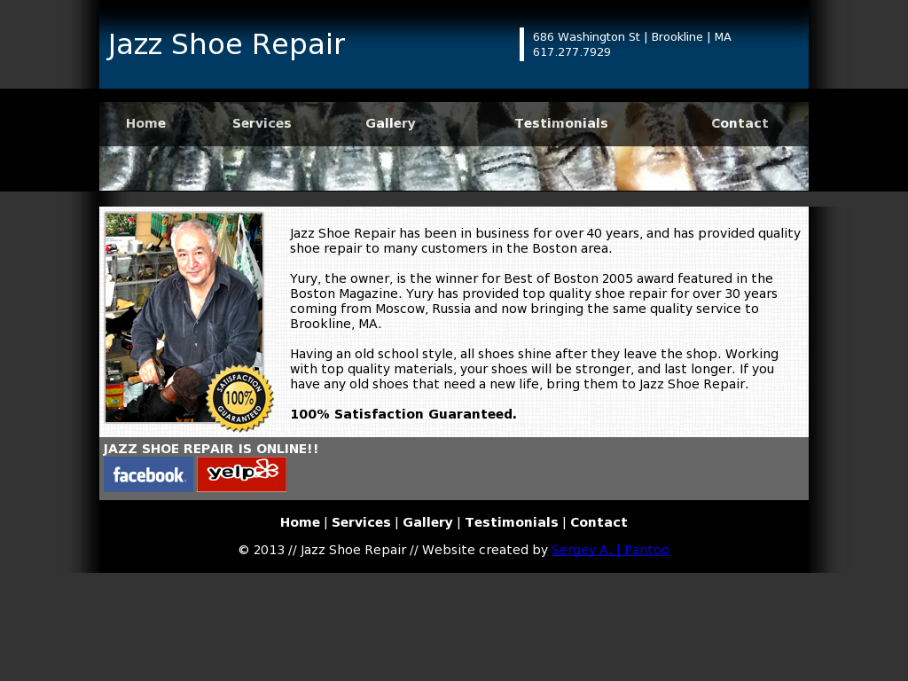 Jazz Shoe Repair Competitors, Revenue and Employees - Owler