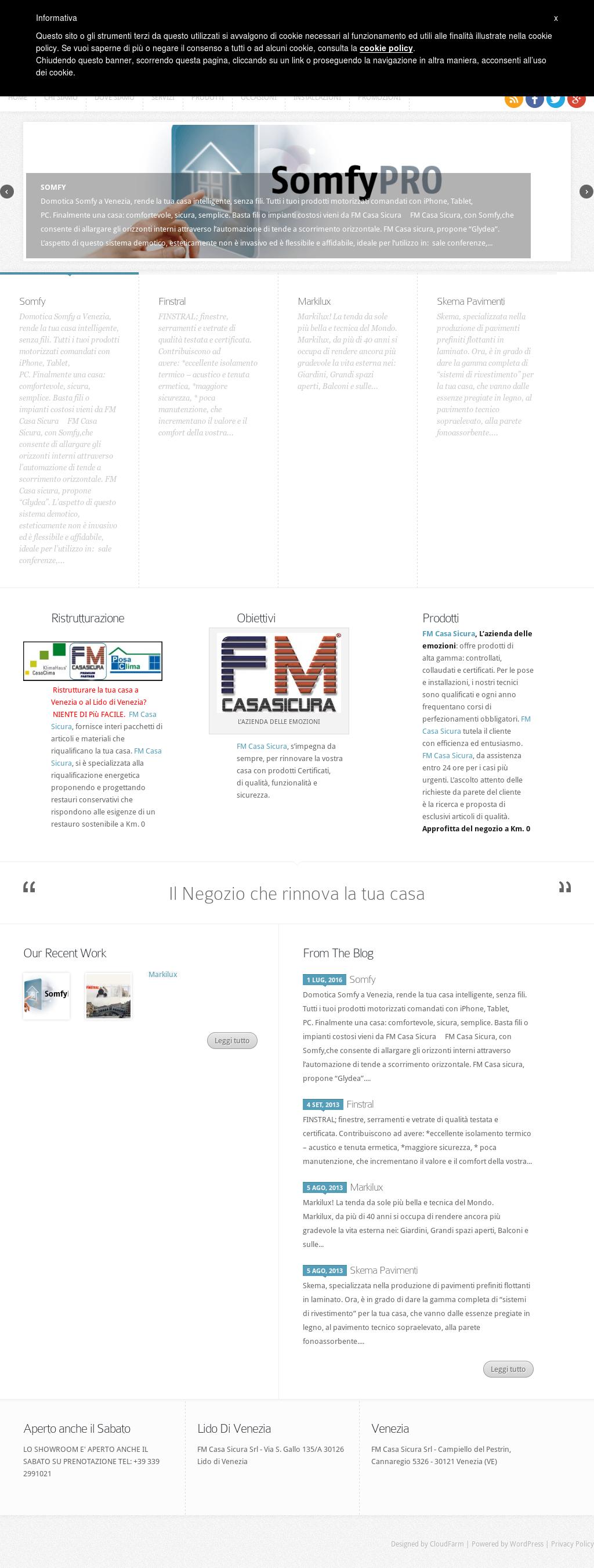 Rinnovare Pareti Di Casa fm casa sicura srl competitors, revenue and employees