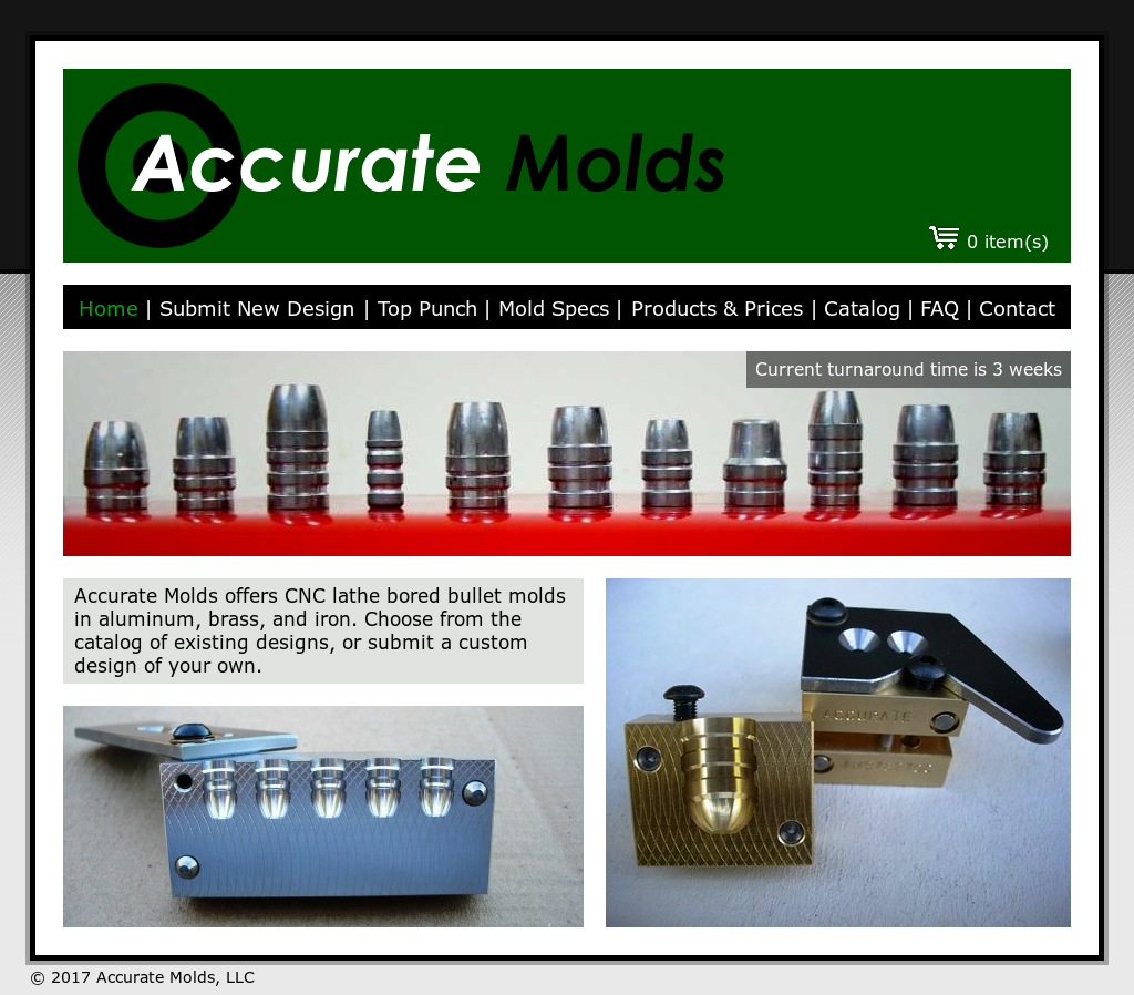 Accurate Molds Competitors, Revenue and Employees - Owler
