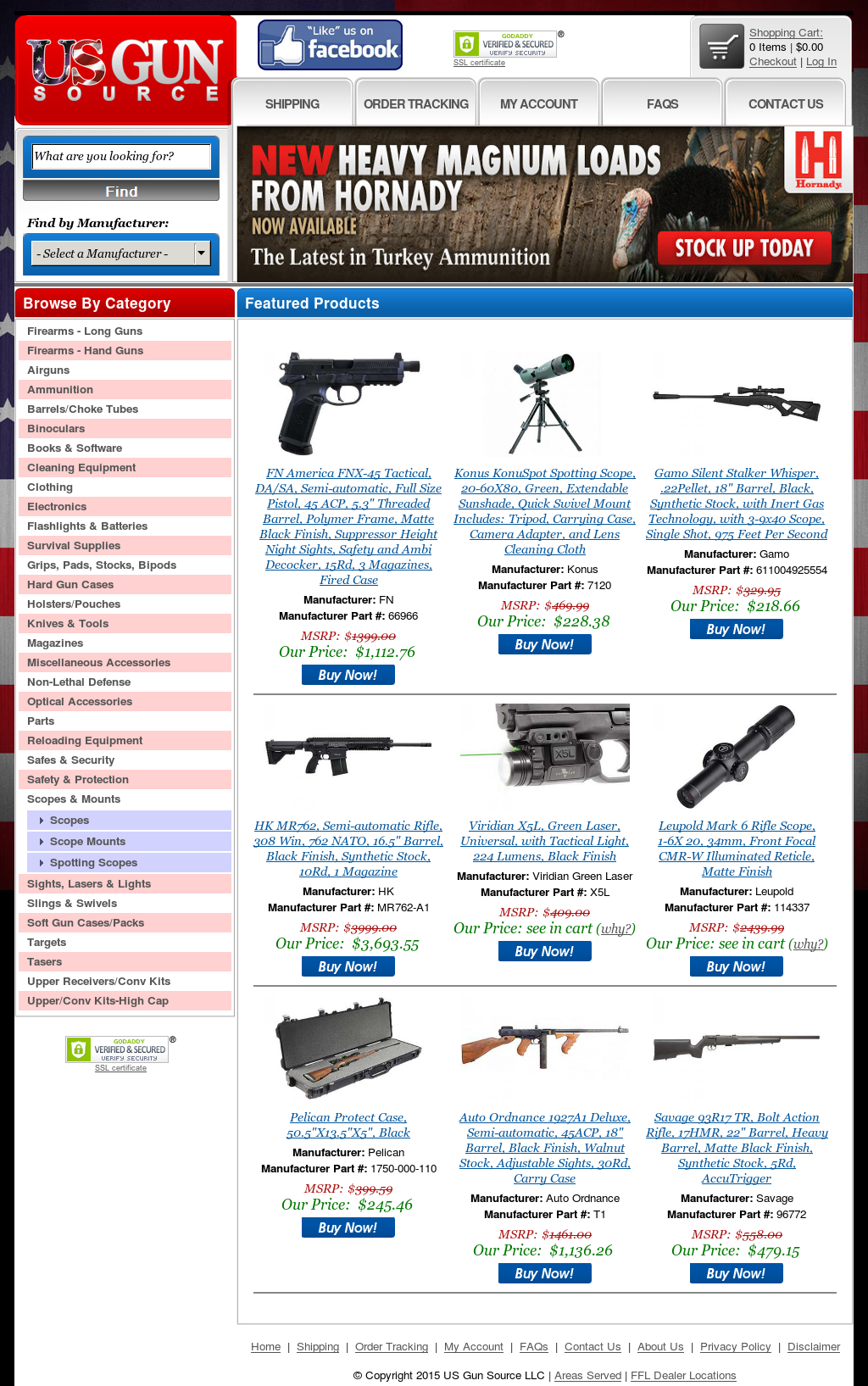 Us Gun Source Competitors, Revenue and Employees - Owler Company Profile