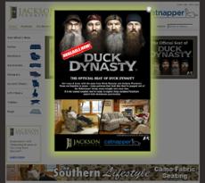 Jackson Furniture Website History