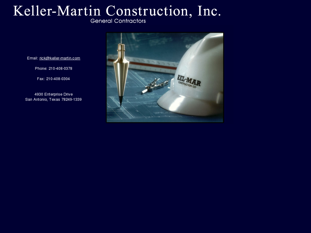 Keller Martin Construction Competitors Revenue And Employees