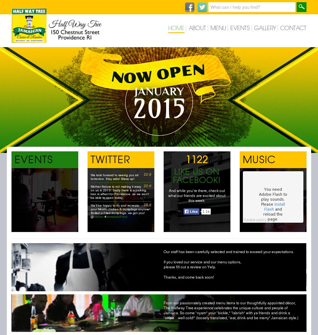 Half Way Tree Authentic Jamaican Cuisine Competitors, Revenue and