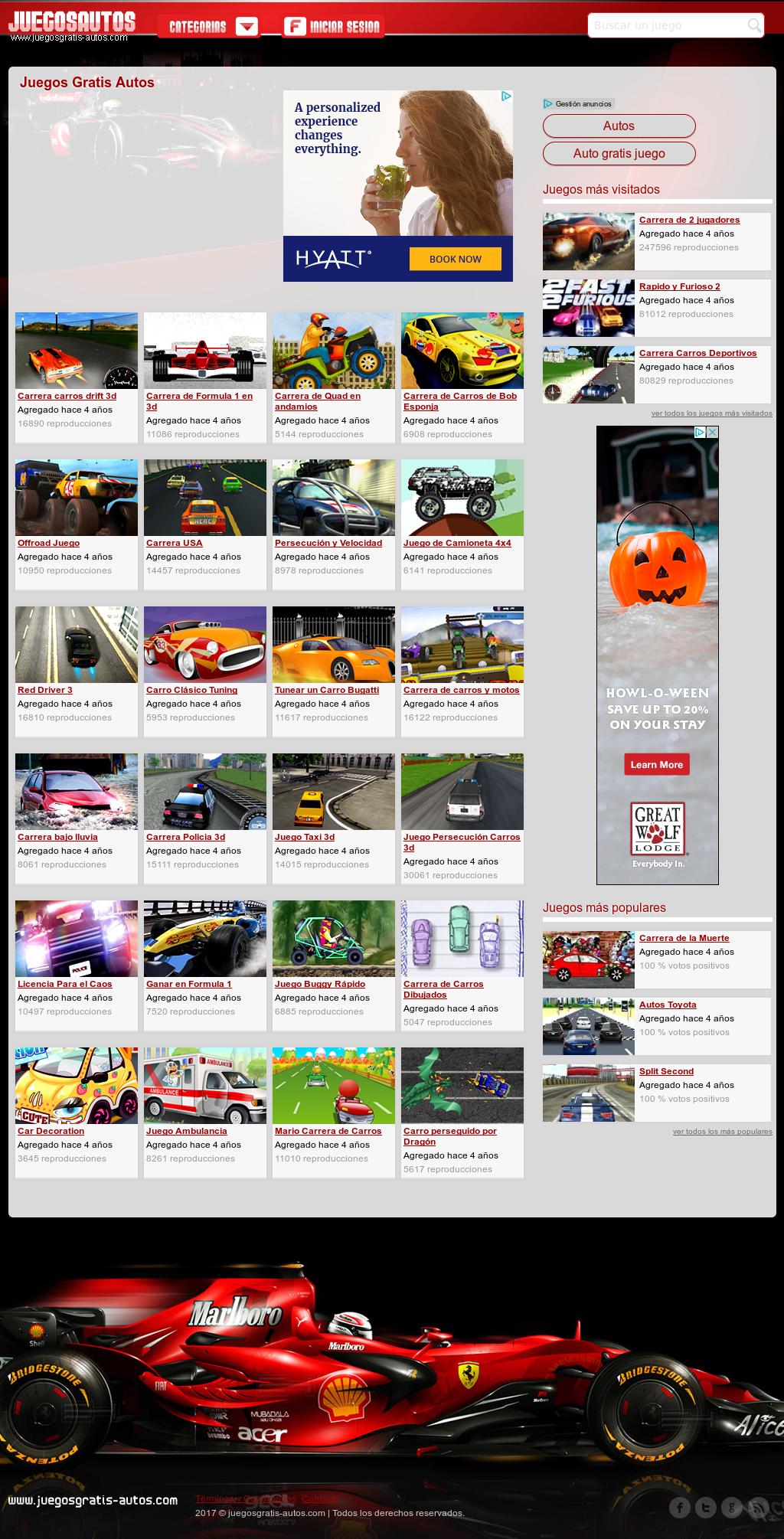 Juegosgratis Autos Competitors Revenue And Employees Owler