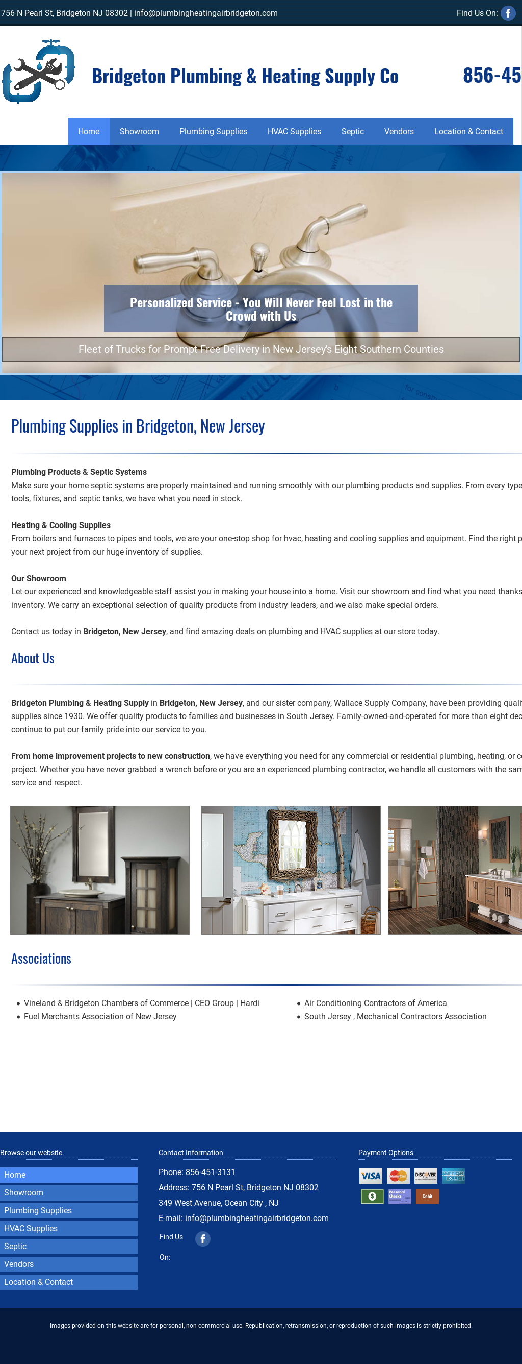 Bridgeton Plumbing Heating Supply Competitors Revenue And