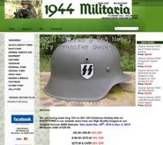 1944 Militaria Competitors, Revenue and Employees - Owler Company