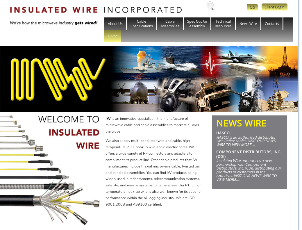 Insulated Wire Competitors, Revenue and Employees - Owler Company ...