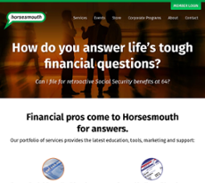 horsesmouth competitors revenue and employees owler company profile