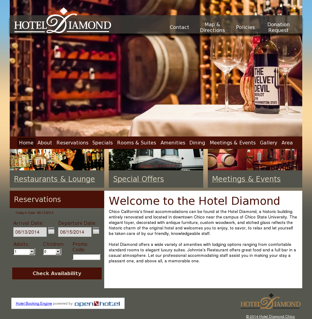 Hotel Diamond Competitors, Revenue and Employees - Owler