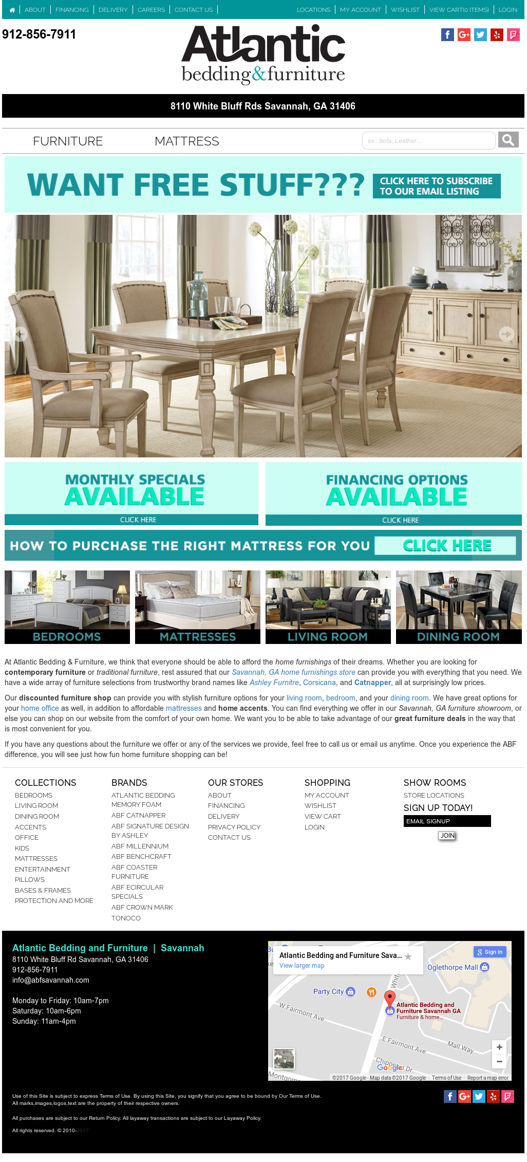 Ordinaire Atlantic Bedding And Furniture Savannah Competitors, Revenue And Employees    Owler Company Profile