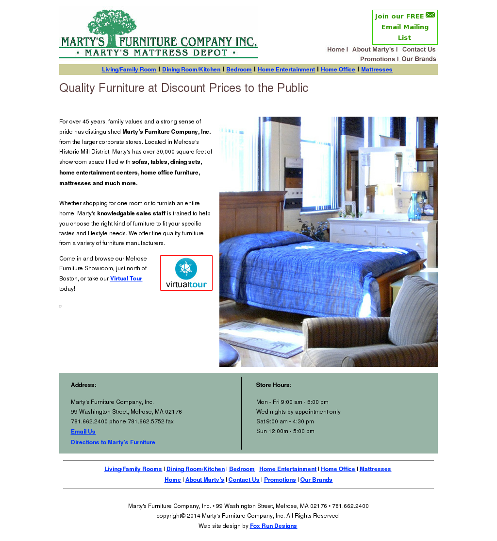 Martysfurniture Compeors Revenue And Employees Owler Company Profile