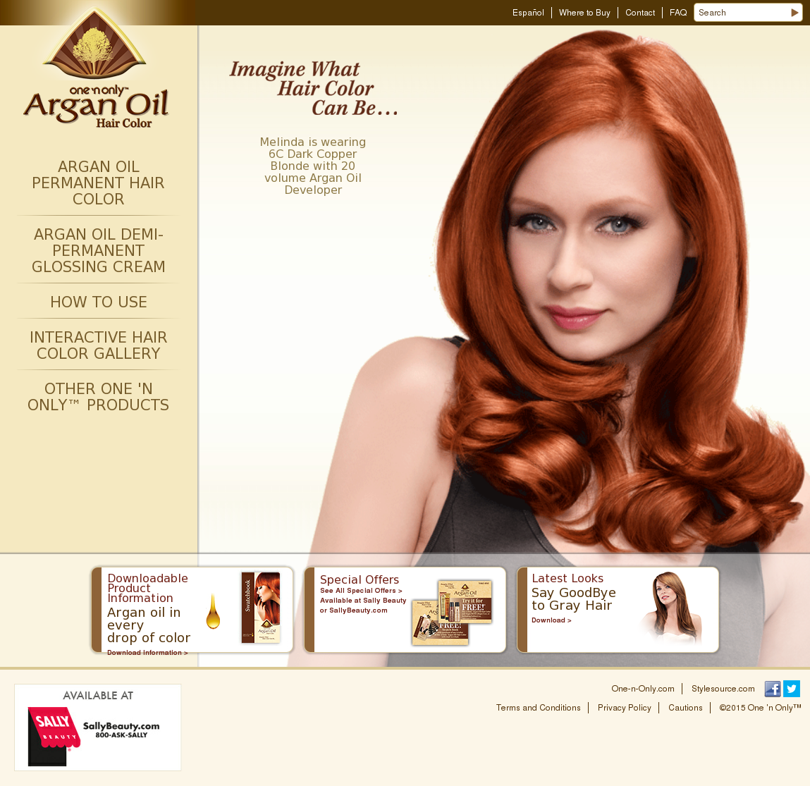 One N Only Argan Oil Hair Color Competitors Revenue And Employees