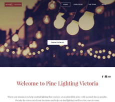 Pine Lighting Victoria Compeors Revenue And Employees