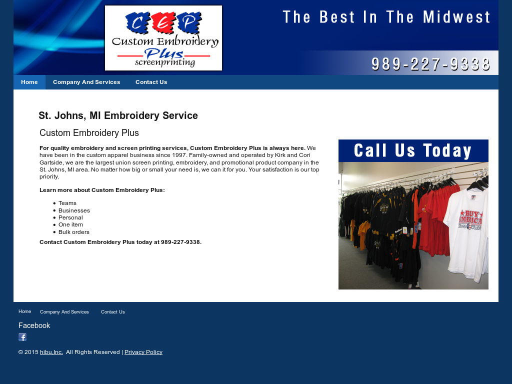 Custom Embroidery Plus Competitors Revenue And Employees Owler