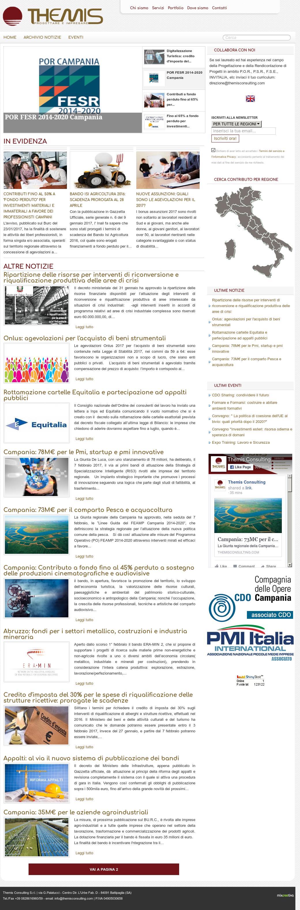Imprese Di Costruzioni Campania themisconsulting competitors, revenue and employees - owler