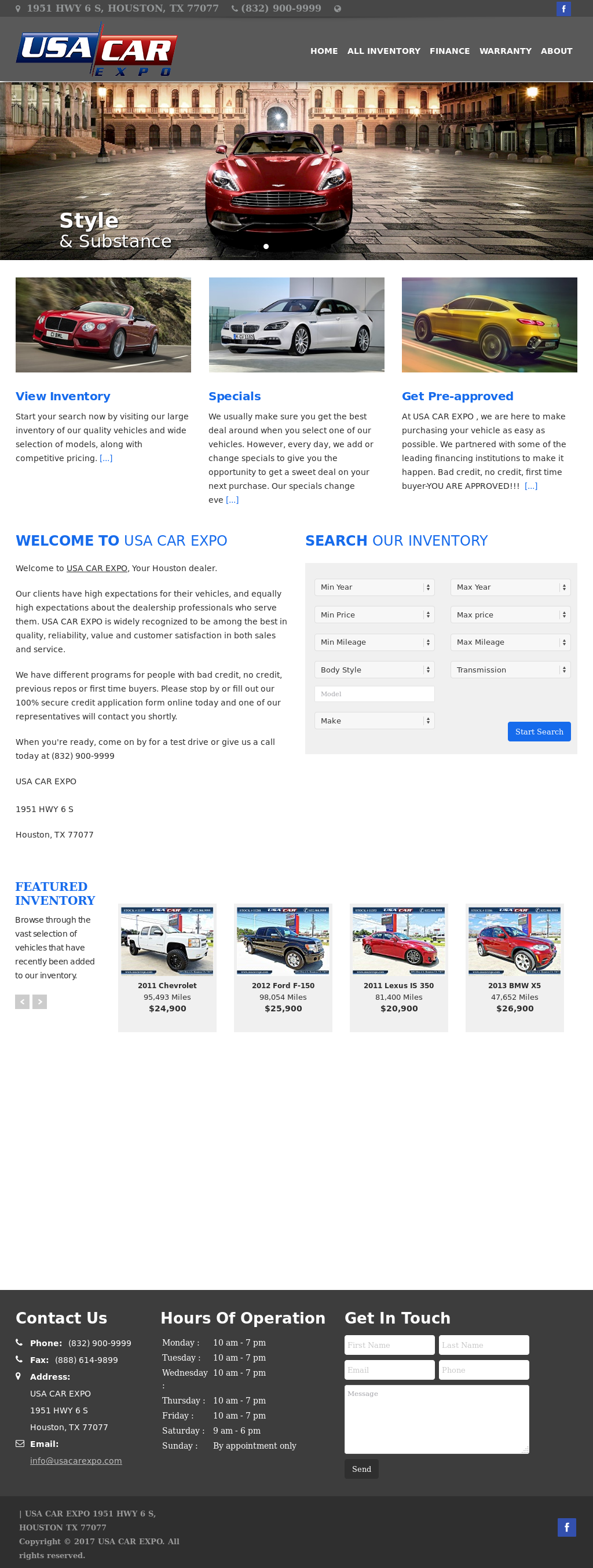 Usa Car Expo Competitors Revenue And Employees Owler Company Profile - Car expo usa