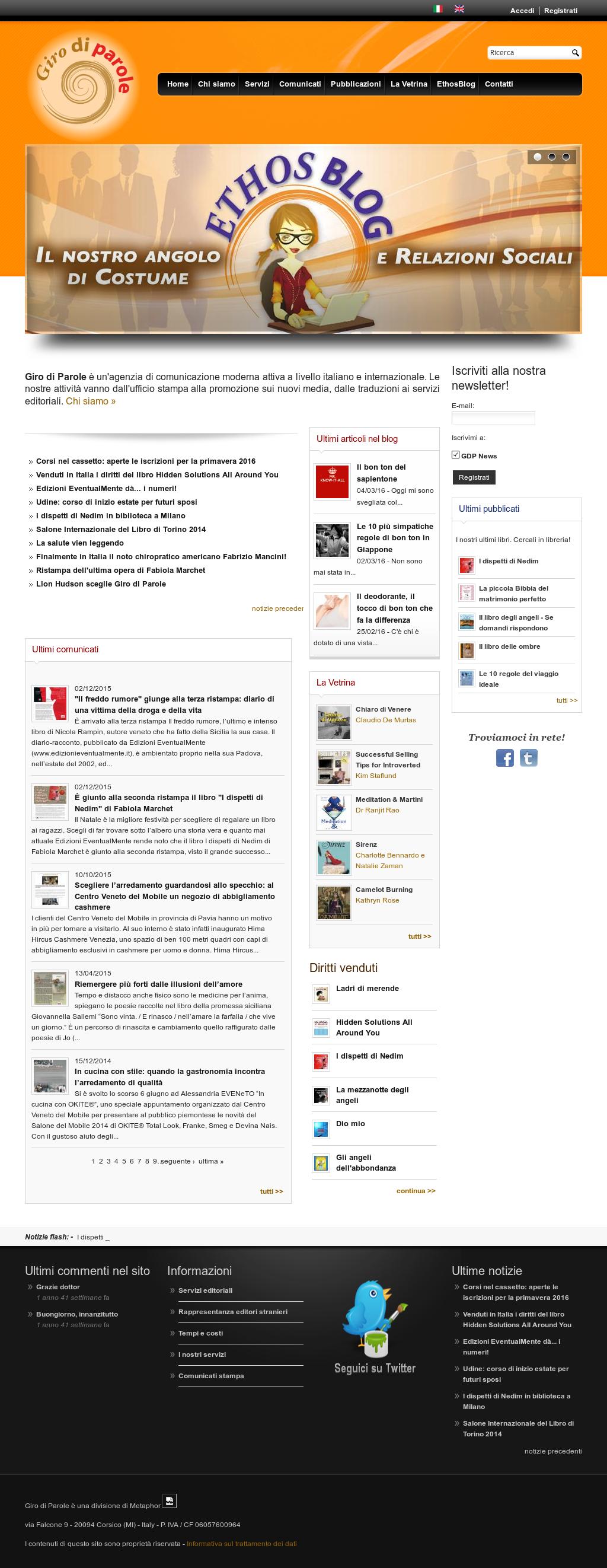 Lo Specchio In Cucina giro di parole metaphor competitors, revenue and employees