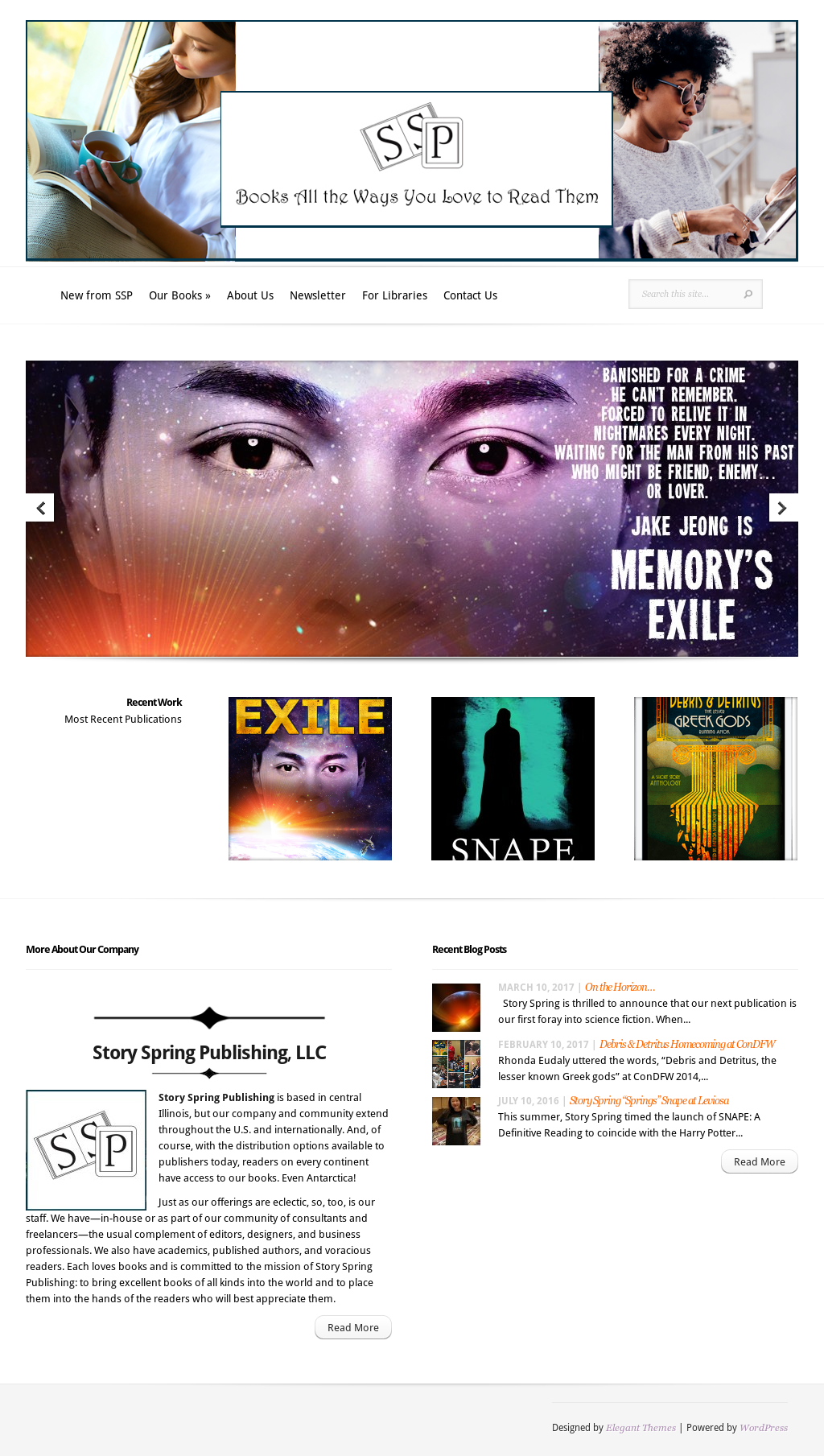 Story Spring Publishing Competitors, Revenue and Employees