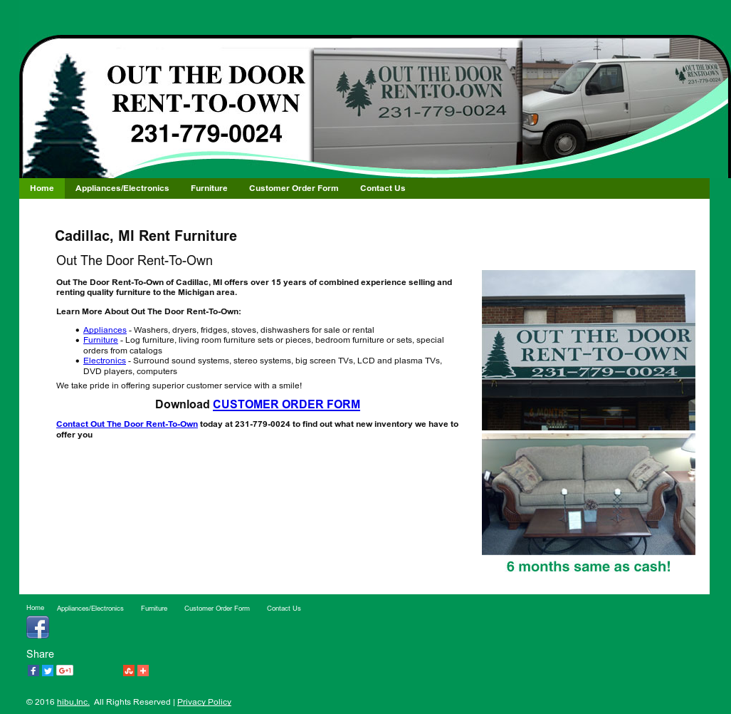 Out The Door Rent To Own Competitors Revenue And Employees