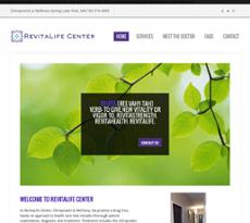 Revitalife Center Company Profile