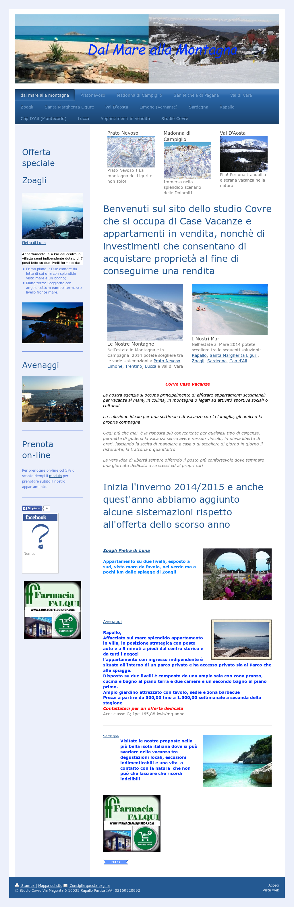Covre Case Vacanze Competitors Revenue And Employees