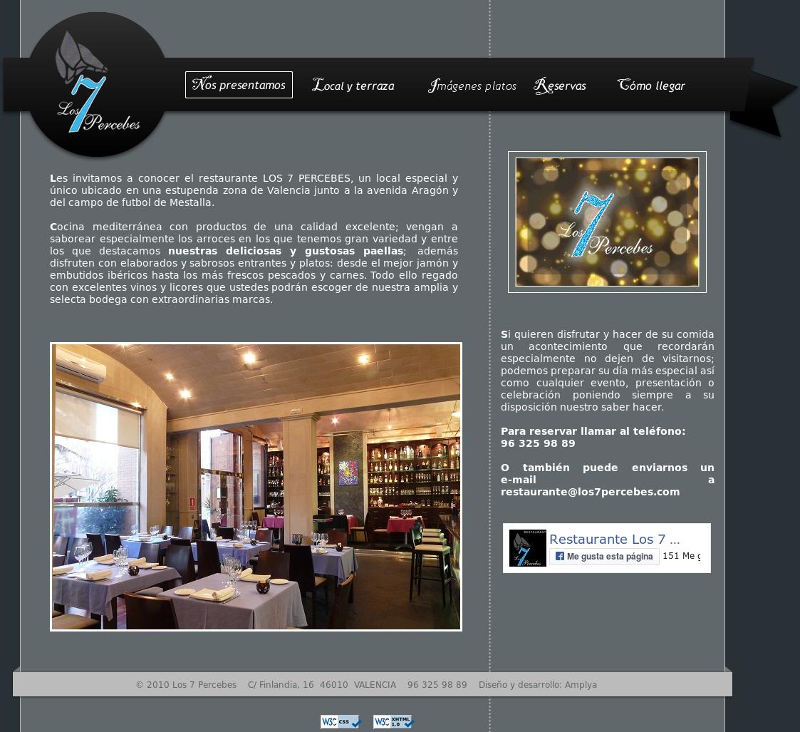 Restaurante Los 7 Percebes Competitors Revenue And