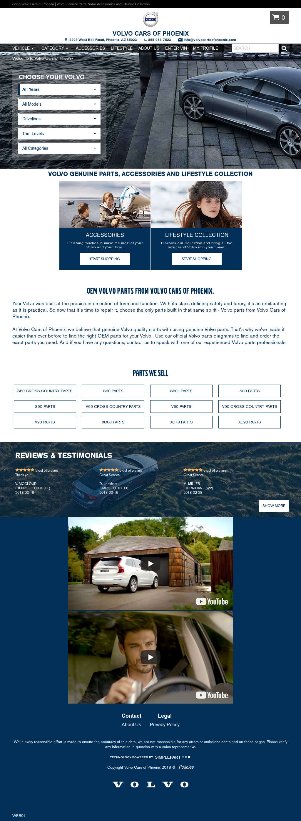 irollparts, your#1 source for genuine volvo parts & accessories  competitors, revenue and employees - owler company profile