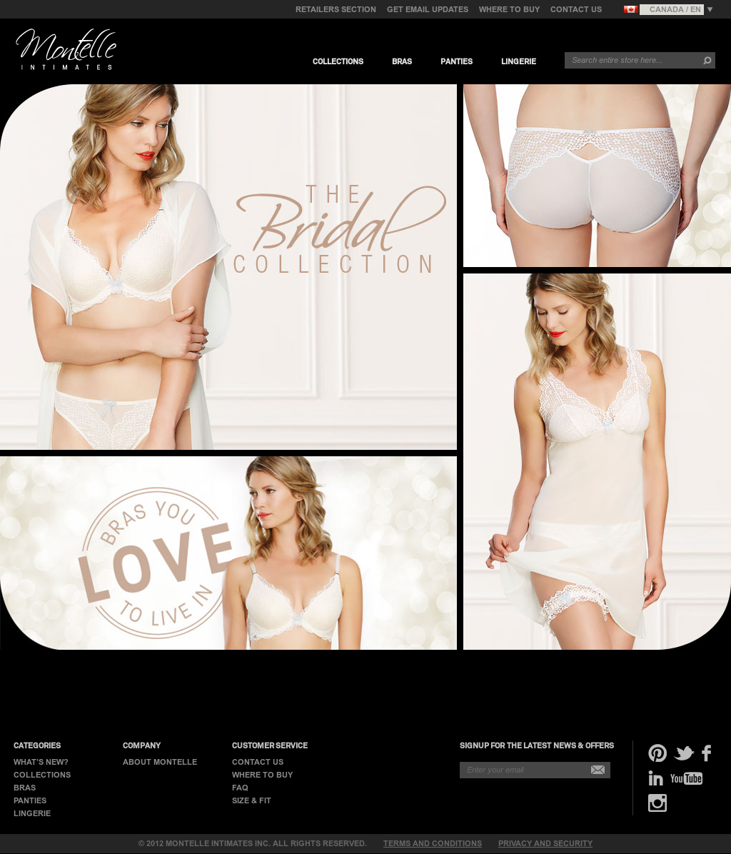 Montelle Intimates Competitors, Revenue and Employees - Owler Company Profile