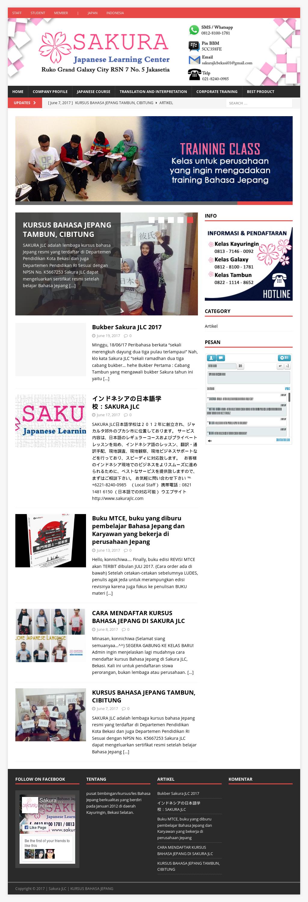 Kurs us bahasa jepang online dating