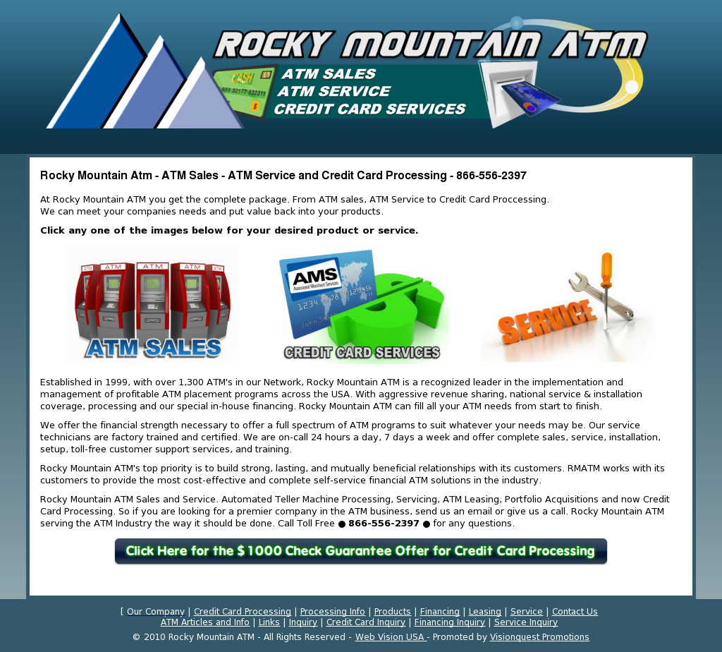 Rocky Mountain ATM Competitors, Revenue and Employees - Owler