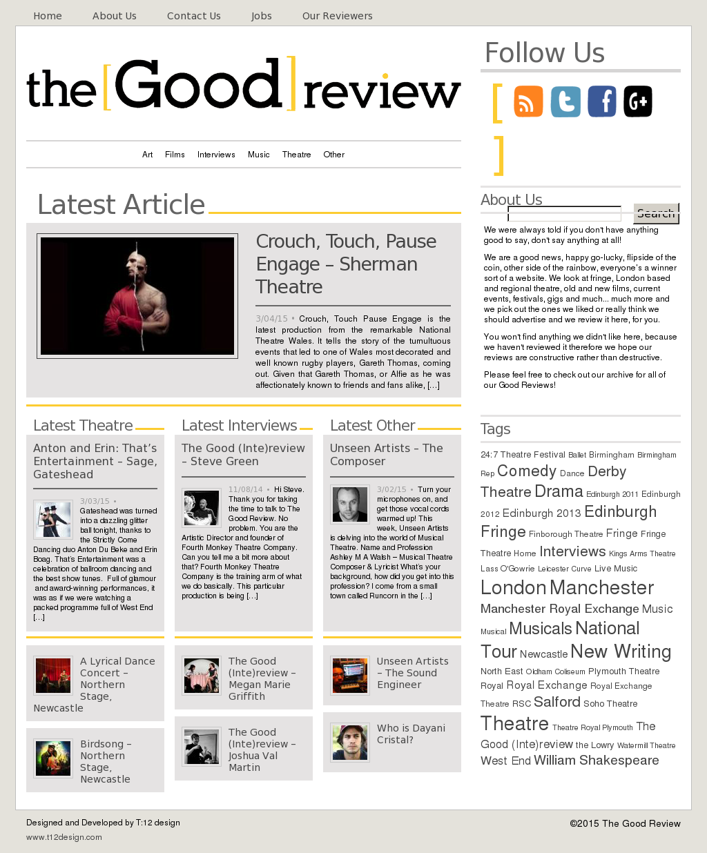 The Good Review Competitors, Revenue and Employees - Owler