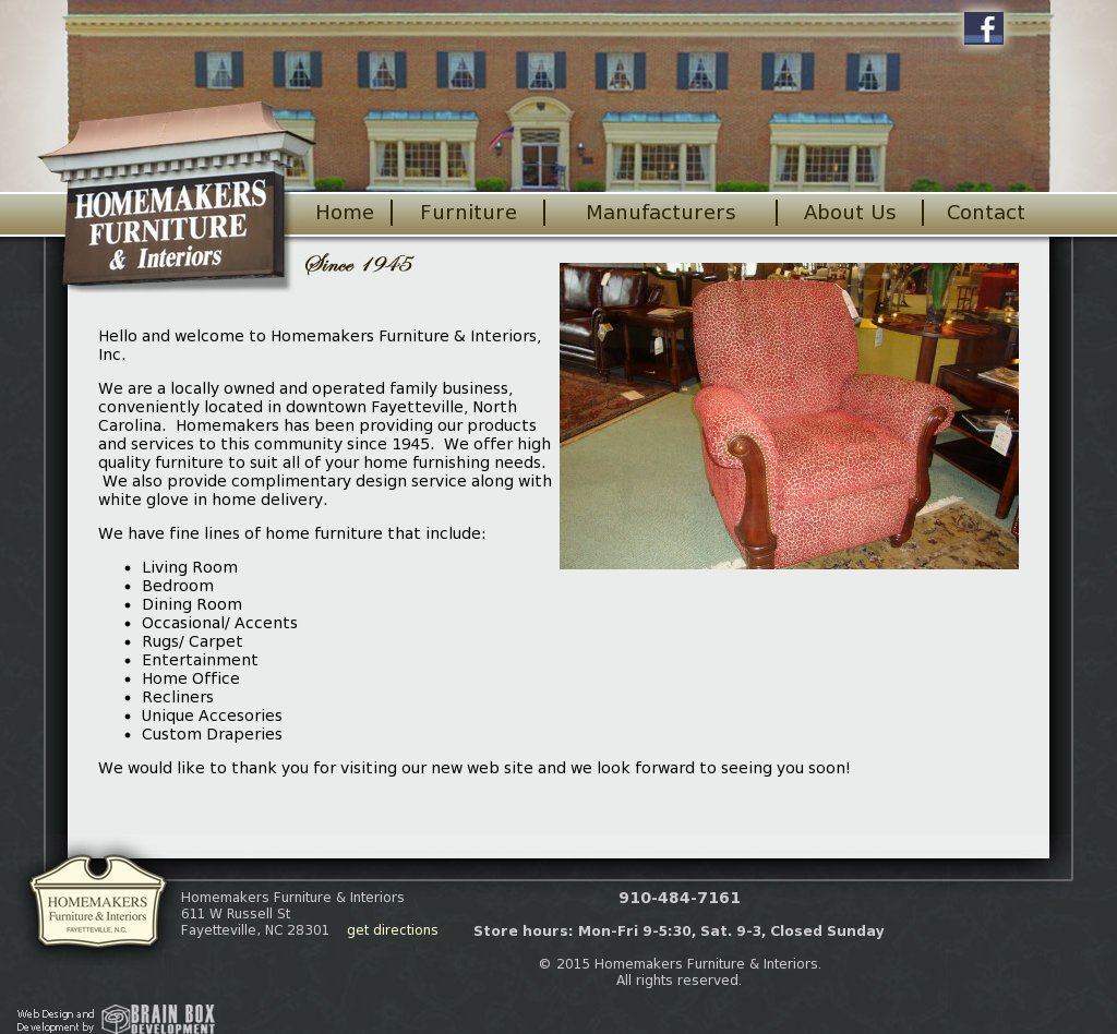 Homemakers Furniture Interiors Compeors Revenue And Employees Owler Company Profile