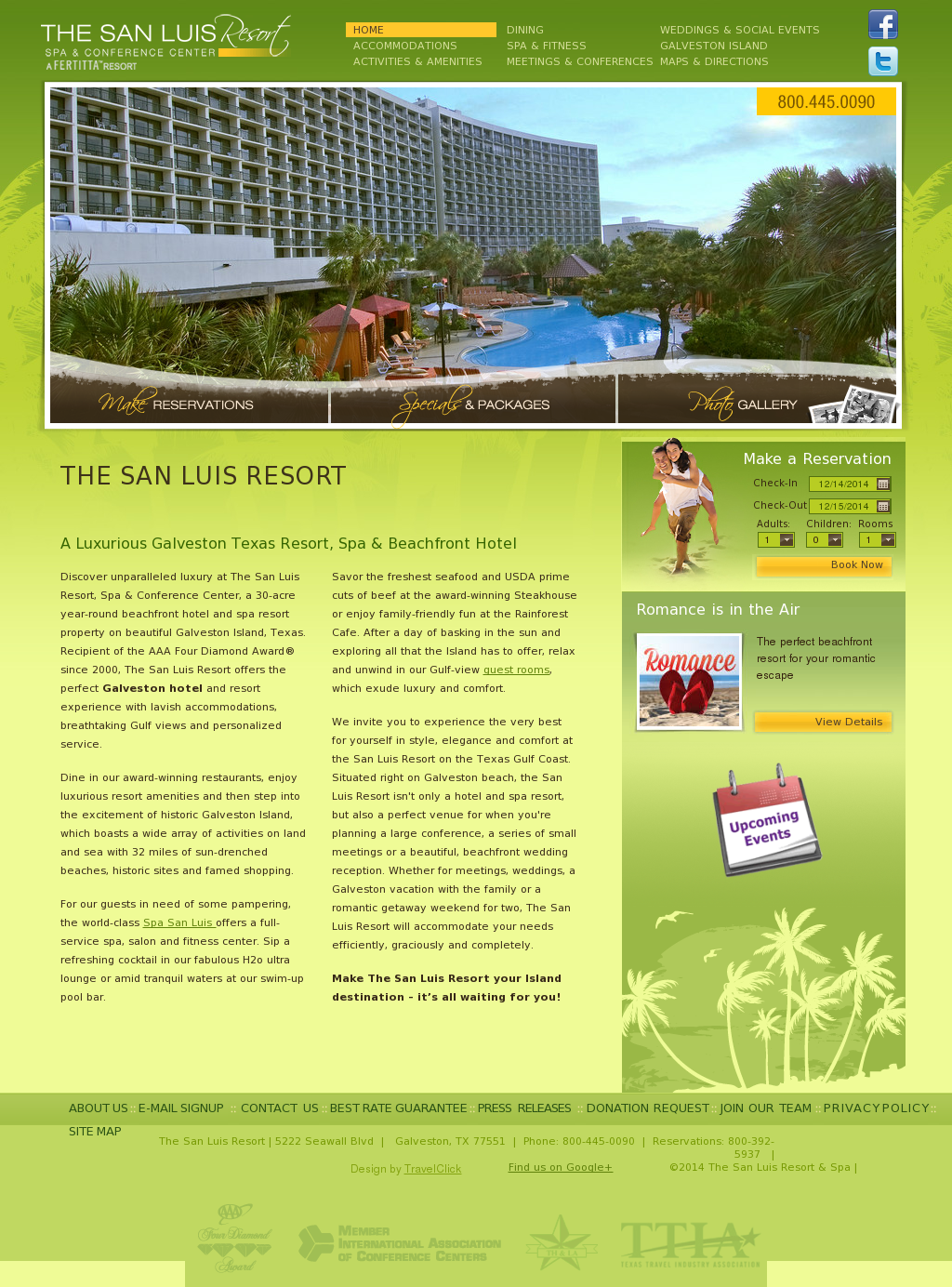 San Luis Resort Competitors, Revenue and Employees - Owler