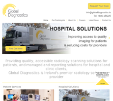 Global Diagnostics Ireland Competitors, Revenue and Employees