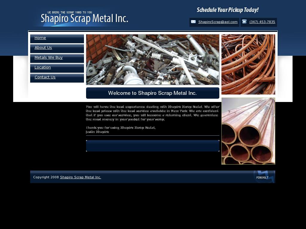 Shapiro Scrap Metal Competitors, Revenue and Employees