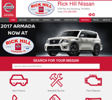 Rick Hill Nissan >> Rick Hill Nissan Competitors Revenue And Employees Owler