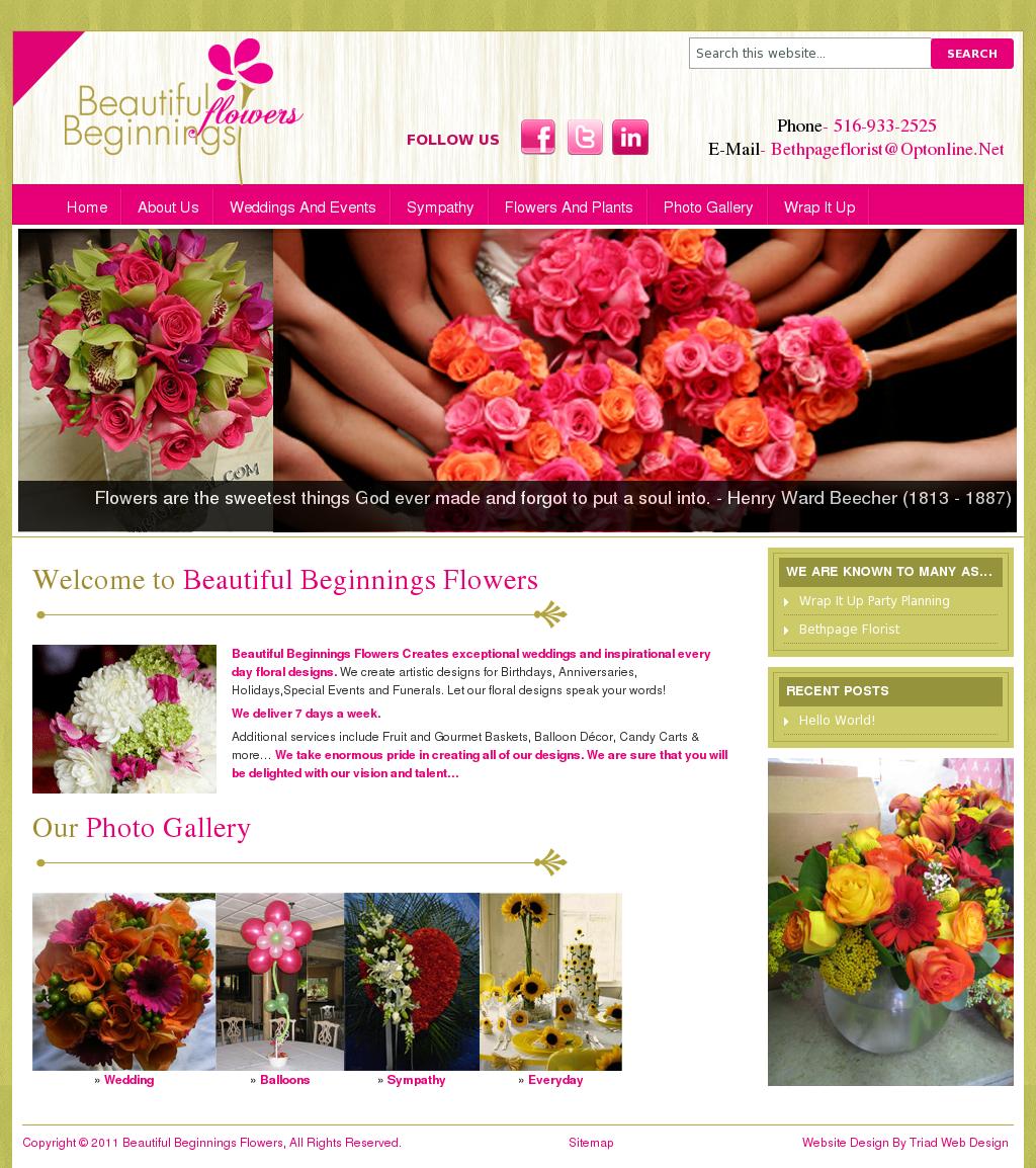 Beautiful beginnings flowers competitors revenue and employees beautiful beginnings flowers competitors revenue and employees owler company profile izmirmasajfo